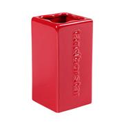 Для мыла cube red красный cult design