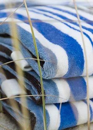 банное полотенце STRIPY