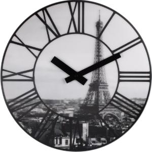 настенные часы PARIS с 3D эффектом