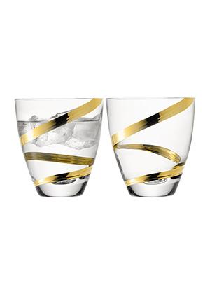 бокал для воды MALIKA GRAND, сет 2 шт, подарочная упаковка